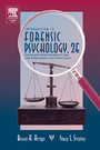 Introduction to Forensic Psychology - Issues and Controversies in Crime and Justice