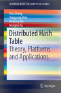 Distributed Hash Table - Theory, Platforms and Applications