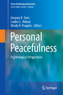 Personal Peacefulness - Psychological Perspectives
