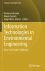 Information Technologies in Environmental Engineering - New Trends and Challenges